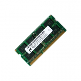 4GB SODIMM MICRON DDR3  PC3-10600 1333Mhz Laptop Memory Low Voltage 1.35V