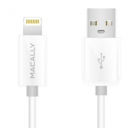 6 Lightning to USB Cable White [Item Discontinued]