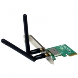 PCI Express Wireless N Adapter [Item Discontinued]