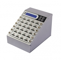 U-Reach Intelligent 9 Series 24 Port SD/microSD Flash Memory Duplicator - SD924S
