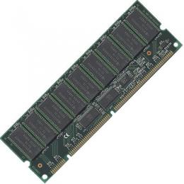256MB PC133 CL3 3.3V ECC Non-Registered 168PIN (16X8)