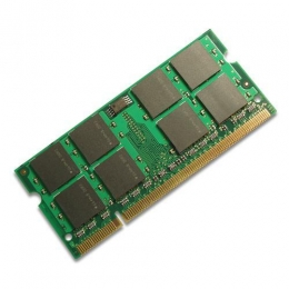 1GB 400Mhz. CL3 200-PIN SODIMM (64X8) Laptop Memory