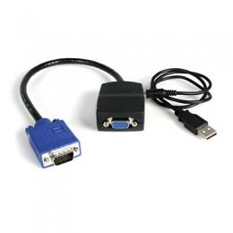 2-Port VGA Video Splitter