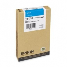 EPSON UltraChrome K3 Cyan 220m [Item Discontinued]