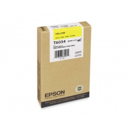 EPSON UltraChrome K3 Yellow 22 [Item Discontinued]
