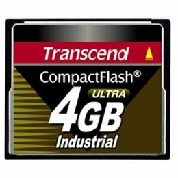 4GB High Speed (100X) CompactFlash (PIO Mode)