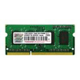 2GB DDR3-1066 SODIMM CL7