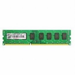 Transcend JetRam High-Performance 1GB DDR3-1333 PC-10600 240-Pin CL9 Desktop RAM Module (DIMM)