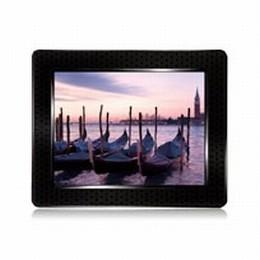 8-inch PF830 Digital Photo Frame LCD (Black)