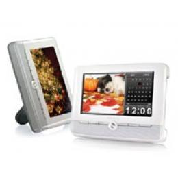 2GB T.Photo 720 Digital Photo Frame (White)