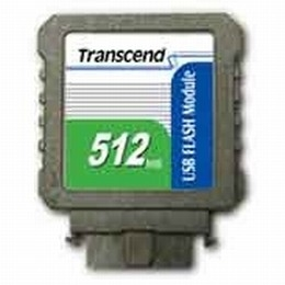 512MB USB Flash Module Vertical