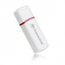 Transcend USB Card Reader P6 (White)