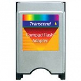 Transcend PC Card Adapter for CompactFlash