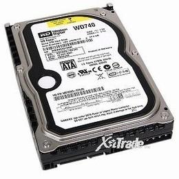 74GB 10K SATA 8MB WD740GD REF