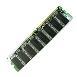 256MB 400Mhz. CL3 ECC NON-REGISTERED 184PIN (32X8) Server Memory