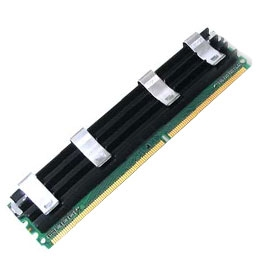 2GB 667MHz CL5 ECC FULLY BUFFERED 240 PIN 128X8 for MAC PRO