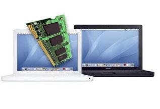 Macbook white black memory upgrade