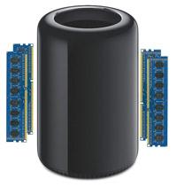 MAC PRO 2013 memory upgrade