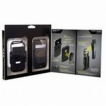 CONNECT CASE IPHONE 4/4S /CRADLE COMBO PACK - BLACK