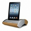 IHOME IDN55 DUAL CHARGING PORTABLE STEREO SYSTEM W/ USB CHARGE/PLAY FOR IPHONE/IPAD/IPOD + LIGHTNING