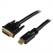 StarTech Cable HDDVIMM25 25feet HDMI to DVI-D Male/Male Retail