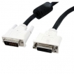 15 DVI 24-pin M/F Ext Cable