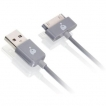 IOGEAR Cable GUD02 6.5feet 2m USB to 30-Pin Cable Retail