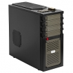 Antec Case GX700 Gamer ATX Mid Tower 4/0/(5) Rugged Bays USB Black