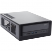 Antec Case ISK300-150 Mini-ITX Desktop 150W 1x slim 5.25/(22.5) Bays USB eSATA Black