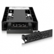 ICY DOCK MB882SP-1S-3B 2.5 to 3.5inch SSD SATA HD Converter Mounting Kit RTL