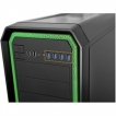 Antec Case NINETEEN HUNDRED GREEN Gamer ATX Mid Tower 3/0/(12) Bays USB Audio Black Green