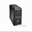 CoolerMaster Case RC-912-KKN1 HAF 912 ATX Mid Tower NO PS 3/1/(6) Bay USB Audio Black