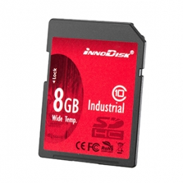 Industrial SD Card SLC