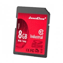 Industrial SD Card SLC   Wide Temp