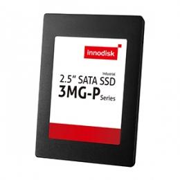Industrial  2.5 SATA SSD 3MG-P MLC