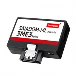 SATADOM-ML 3ME3 with Pin7 VCC Supported MLC   Wide Temp