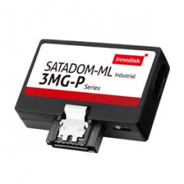 SATADOM-ML 3MG-P with Pin7 VCC Supported MLC  4  Wide Temp