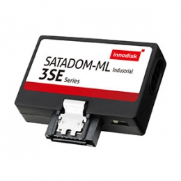 SATADOM-ML 3SE- Industrial Disk on ModuleP with Pin7 VCC  SLC  Wide Temp