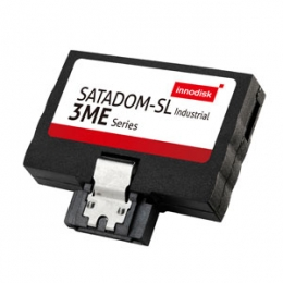 SATADOM-SL 3ME with Pin7 VCC Supported MLC    Wide Temp