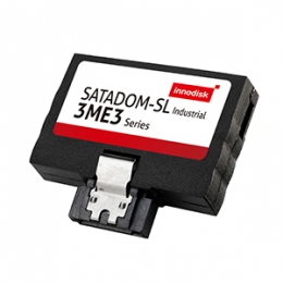 SATADOM-SL 3ME3 with Pin7 VCC Supported MLC Wide Temp