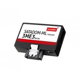 SATADOM-ML 3ME3 with Pin7 VCC Supported w/ Toshiba 15nm(Industrial, Industrial, W/T Grade, -40 ~ 85?