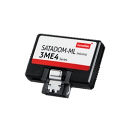 SATADOM-ML 3ME4 with Pin7 VCC Supported w/ Toshiba 15nm(Industrial, Industrial, W/T Grade, -40 ~ 85?