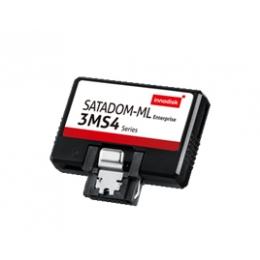 SATADOM-ML 3MS4 Pin7+Pin8 supported (Enterprise, Standard Grade, 0? ~ +70?)