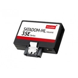 SATADOM-ML 3SE with Pin7 VCC Supported(Industrial, Standard Grade, 0? ~ +70?)
