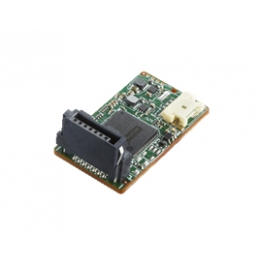 SATADOM-SH 3SE3 Type C with Pin8/Pin7 VCC Supported (Industrial, W/T Grade, -40 ~ 85?, Thermal Senso