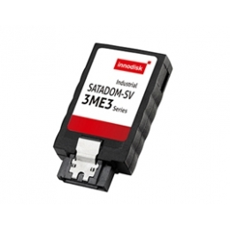 SATADOM-SV 3ME3 with Pin7 VCC Supported w/ Toshiba 15nm(Industrial, Standard Grade, 0? ~ +70?)