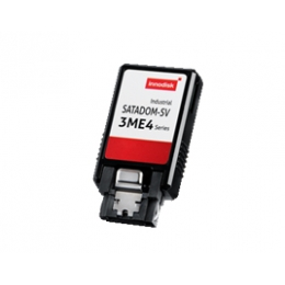 SATADOM-SV 3ME4 with Pin7 VCC Supported w/ Toshiba 15nm(Industrial, Standard Grade, 0? ~ +70?)