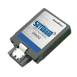 Disk on Module DOM SATA D150 Vertical Quad Channel Wide Temp