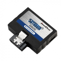 Disk on Module DOM SATA D150 Vertical Quad Channel Low Profile Built-in Power (pin7) Wide temp