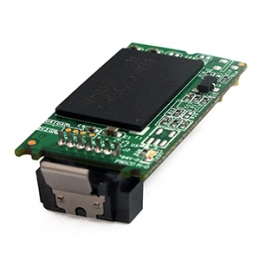 Disk on Module DOM SATA Horizontal Built-in Power (pin7) Wide Temp